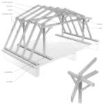 Dach mansardowy