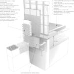 Konstrukcja szkieletowa z wentylowaną przestrzenią podpodłogową