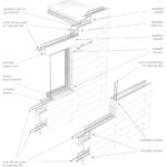 Rozwiązanie otworu okiennego w ścianie z kształtek styropianowych