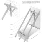 Dachy jednospadowe (pulpitowe)