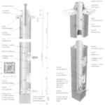 Konstrukcje kominów systemowych