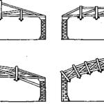 Kratownice drewniane