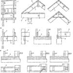 Ściany szkieletowe z bali cz.2