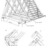 Pochylenie krokwi dachowych
