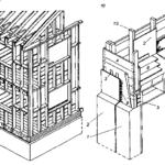 Ściany szkieletowe z bali cz.1