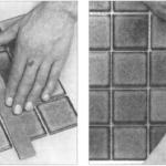 Układanie płytek mozaikowych